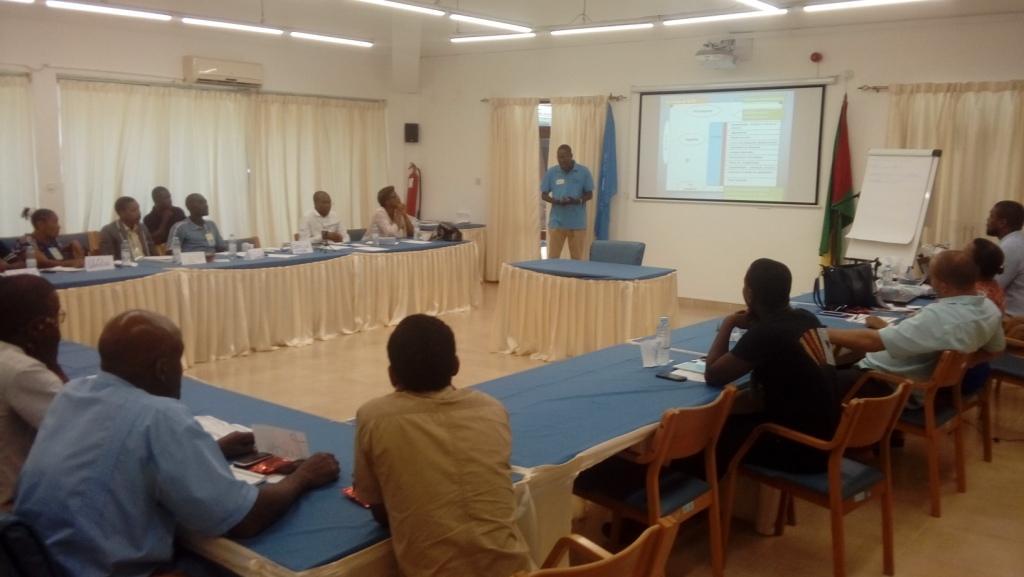 Formação sobre a implementação da abordagem da CLTS